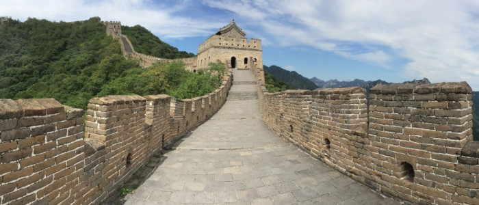 Photo of Great Wall of China by Del Siegle